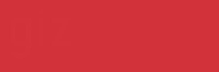 Das Logo der Deutschen Gesellschaft für Internationale Zusammenarbeit