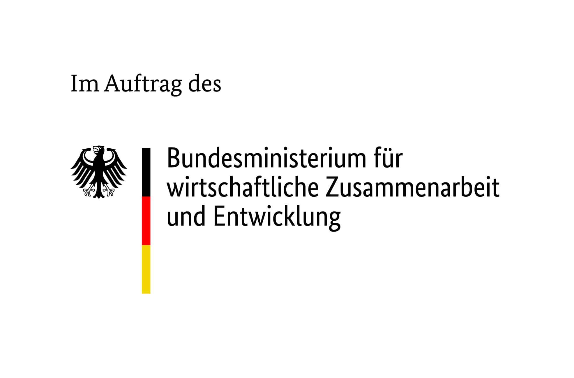 Logo des Bundesministeriums für wirtschaftliche Zusammenarbeit und Entwicklung