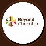 """Logo von der Initiative """"Beyond chocolate"""""""