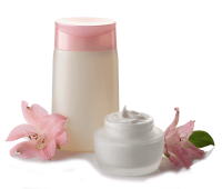 Kosmetikprodukte mit Kakao